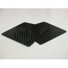 Carbon Coasters (set of four)